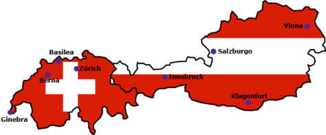 Suiza- Austria